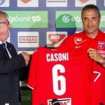 A francia Bernard Casoni a bajnok Videoton új vezetőedzője